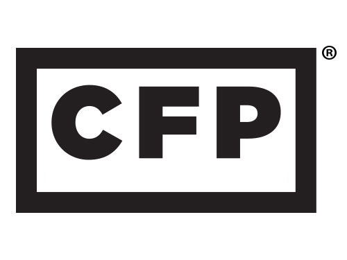 CFP Logo Black on White